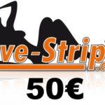 Livestrip Gutschein 50